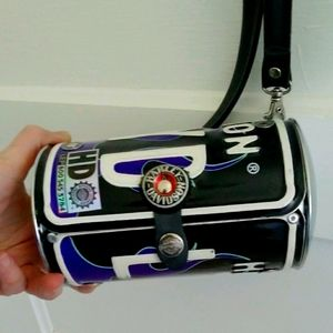 LIVE2RYD Harley-Davidson License Plate Purse